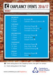 110-IA-16 Freshers publicity flyer A6 2pp - EVENTS