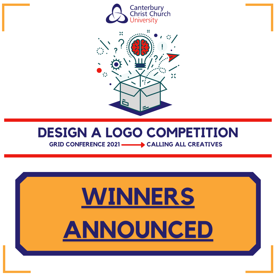 Design a logo competition, calling all creatives, GRID Conference, winners announced