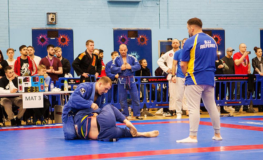 Brazilian Jiu Jitsu Championships | Christ Church Sport