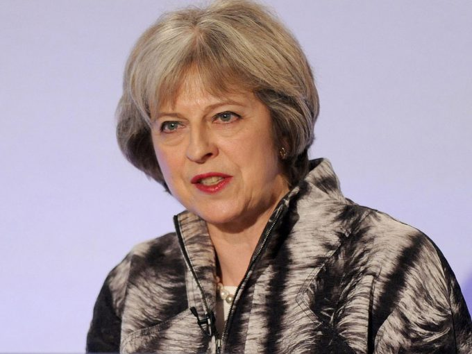 Theresa May - 'A Bloody Difficult Woman?'