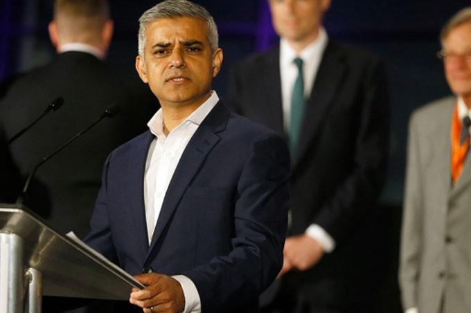 Sadiq Khan becomes Mayor of London in an election marred by Islamophobia
