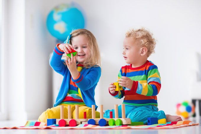 Breaking the gender stereotype toy trap