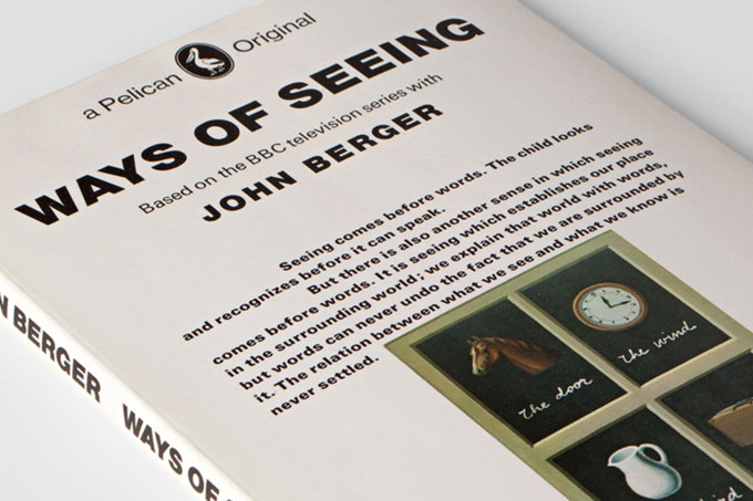 john berger s way of seeing