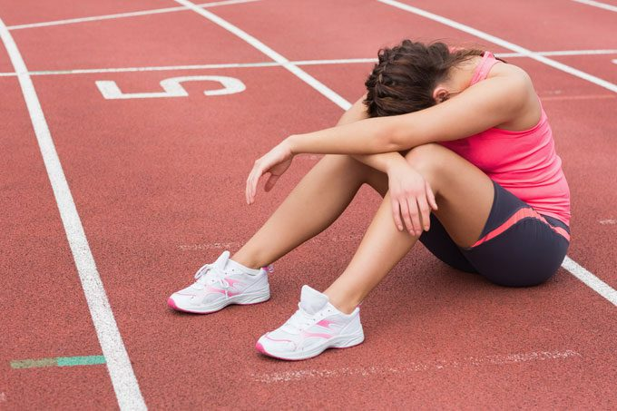 Mental health in elite athletes: can we kick mental illness into touch please?