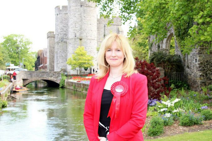 A Chaucerian Deal? Canterbury MP Rosie Duffield's Maiden Speech