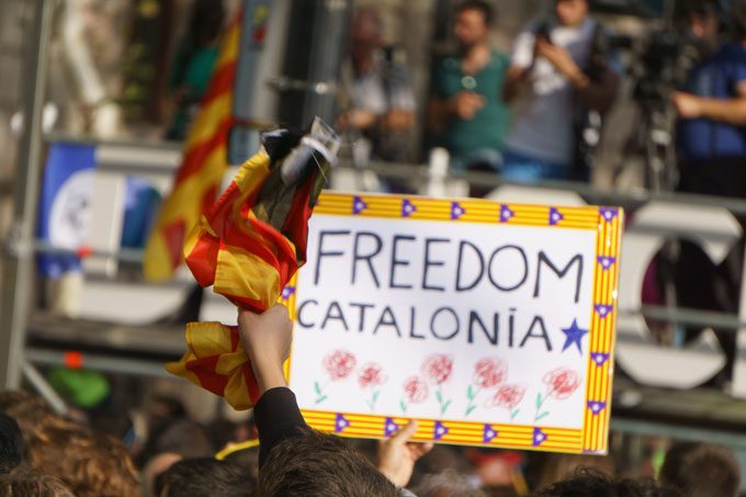 From violent repression to tempered enthusiasm: what next for Catalonia?