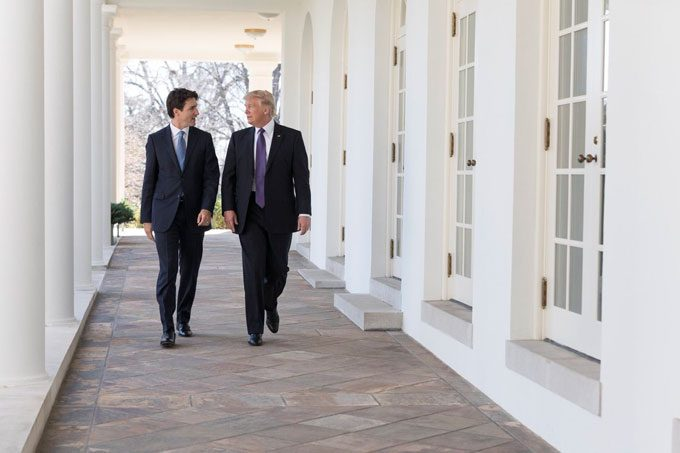 Trump vs Trudeau – trade wars and consequences
