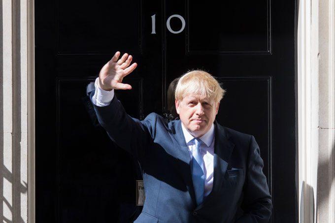 Boris Johnson: clown or Joker?