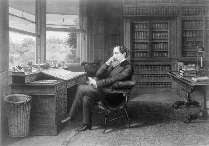 Celebrating 150 years of Charles Dickens