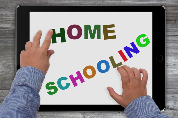 Help with home schooling