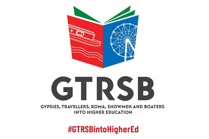 Supporting Gypsies, Travellers, Roma, Showmen and Boaters into Higher Education