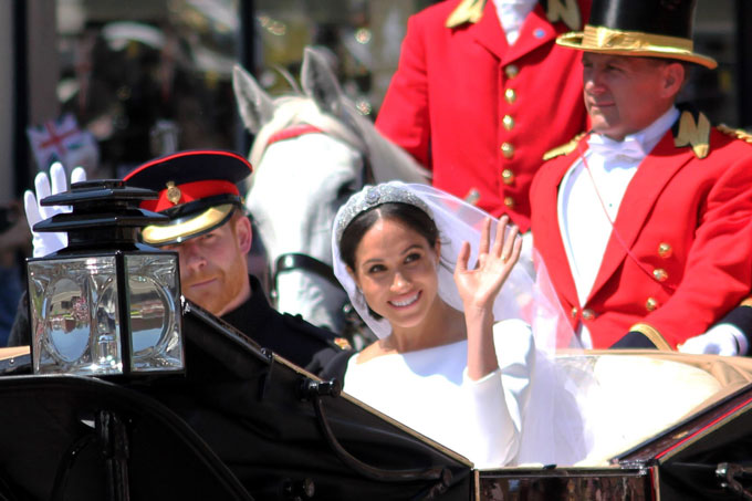 Meghan, Harry and royal race-scapades: tales of the totally expected