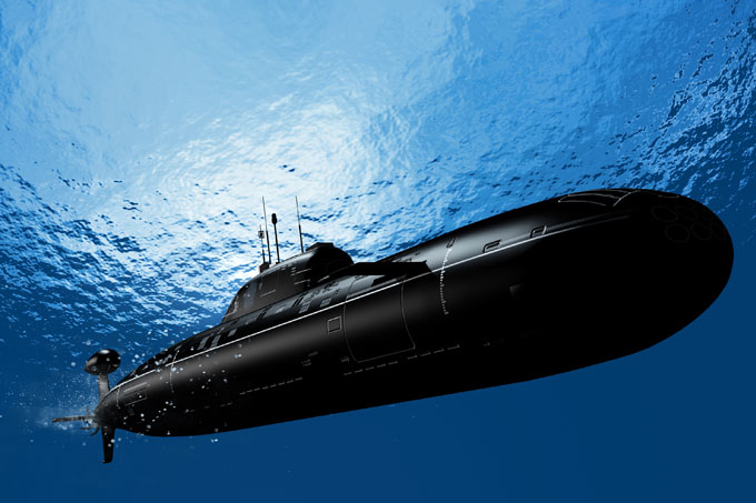 A break or a lesson? Submarines, stereotypes and silent geopolitics