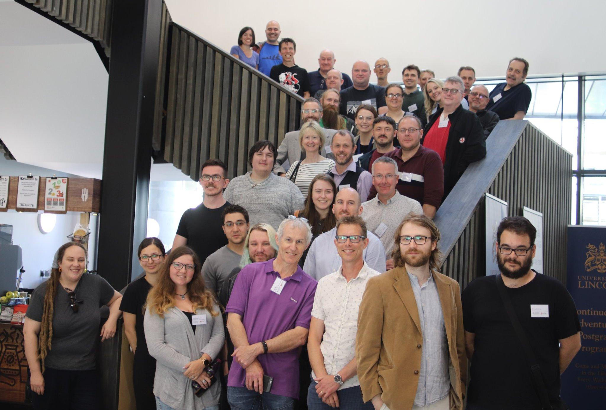 Conference Roundup - ATSiP 2019