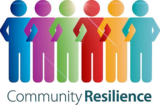 Building community resilience to climate change: insights from the social psychology of groups