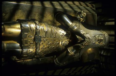 Black Prince Tomb