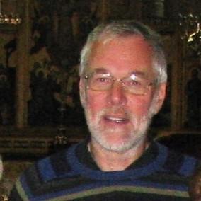 Ian Coulson - supporting the KAS study day ay Holy Trinity church, Folkestone