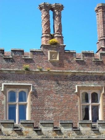 Chimneys at Penshurst