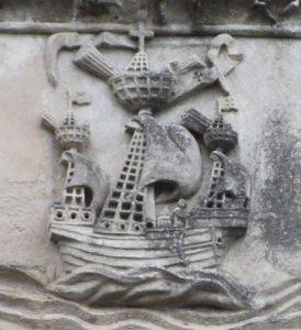 Tiverton Ship 3