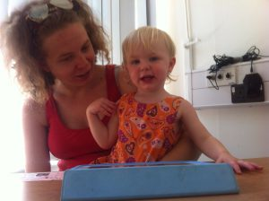 Toddlers and Touchscreens