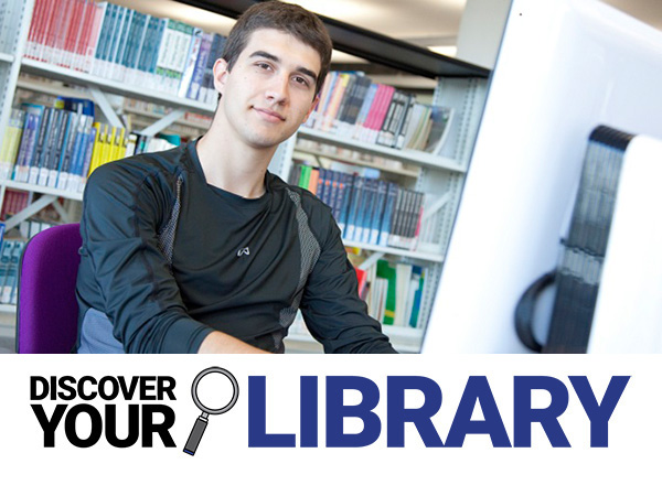 Discover Your Library - LibrarySearch