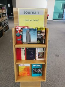 New journal displays