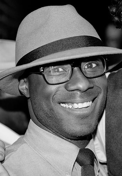 A photo of Barry Jenkins