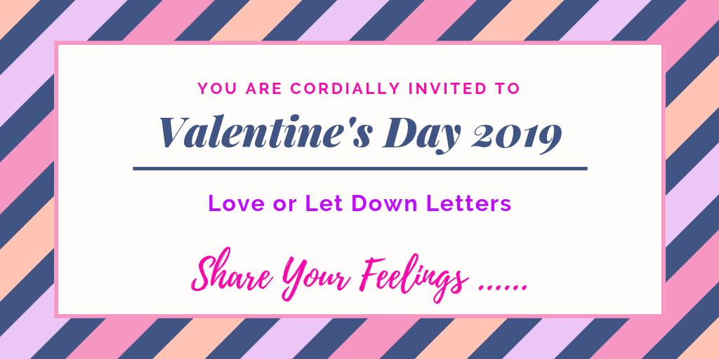 Valentine's Day Invite