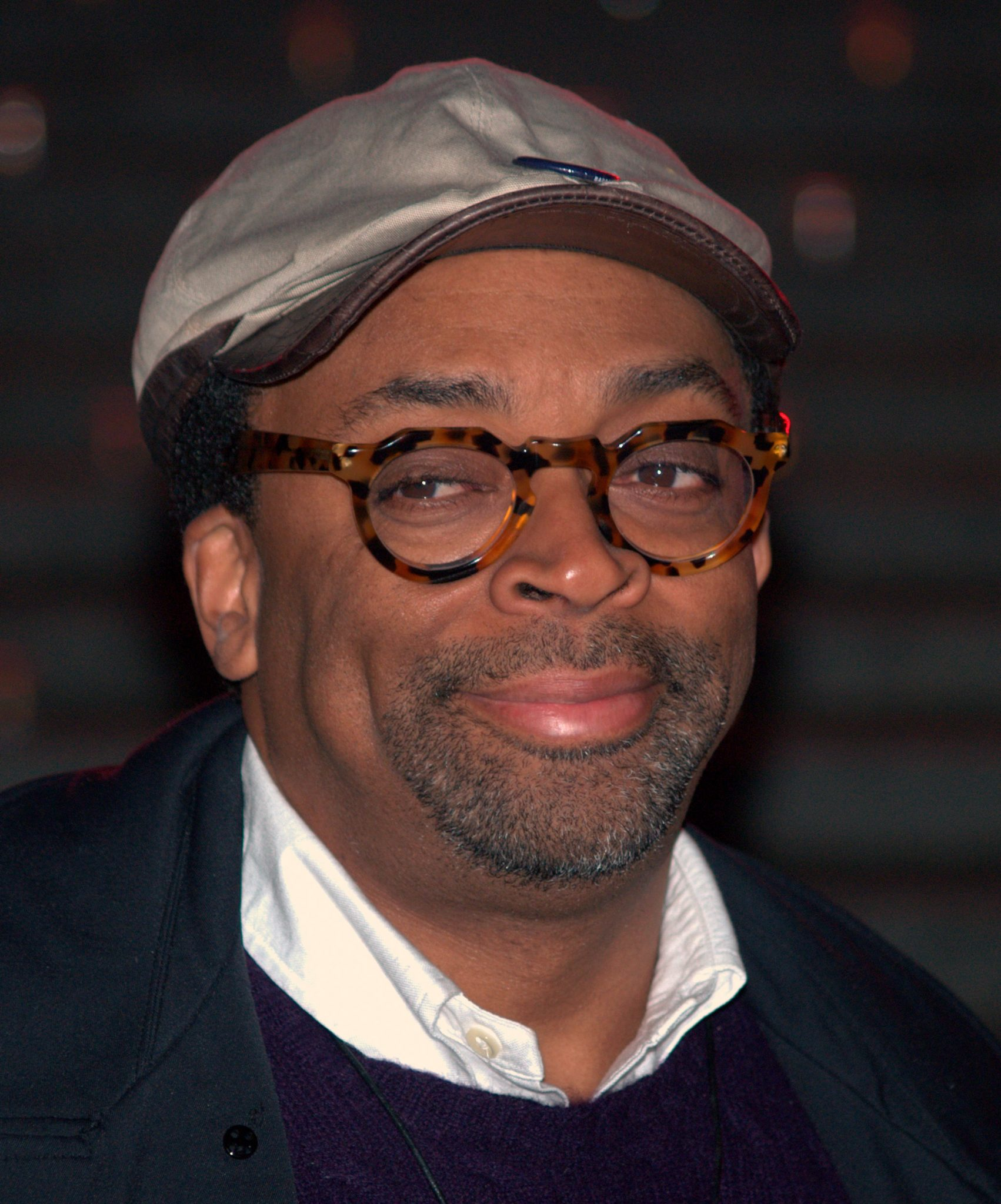 A photo of Spike Lee