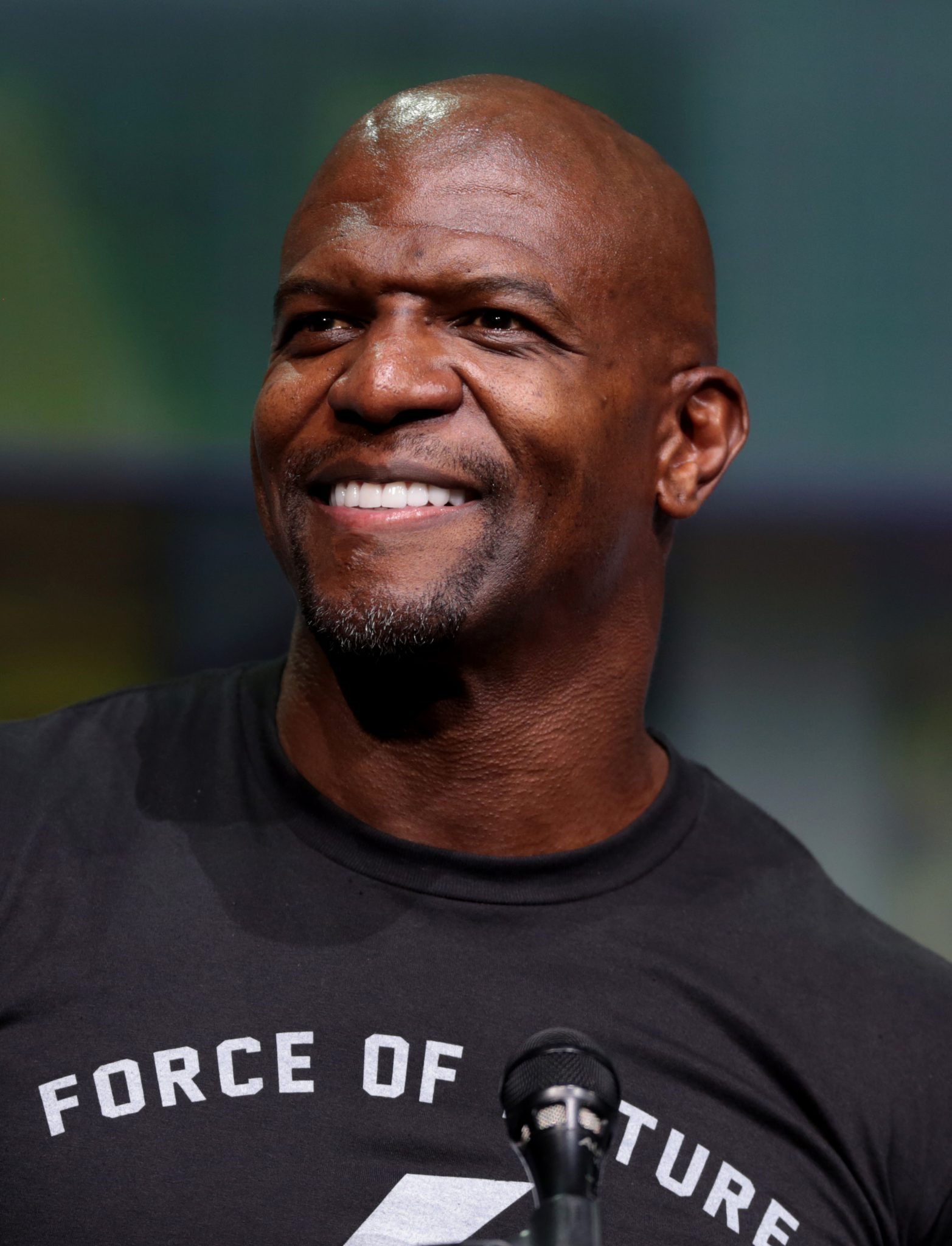 A photo of Terry Crews