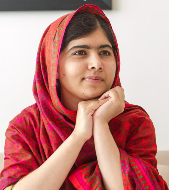 Women's History Month 2019 – Malala Yousafzai