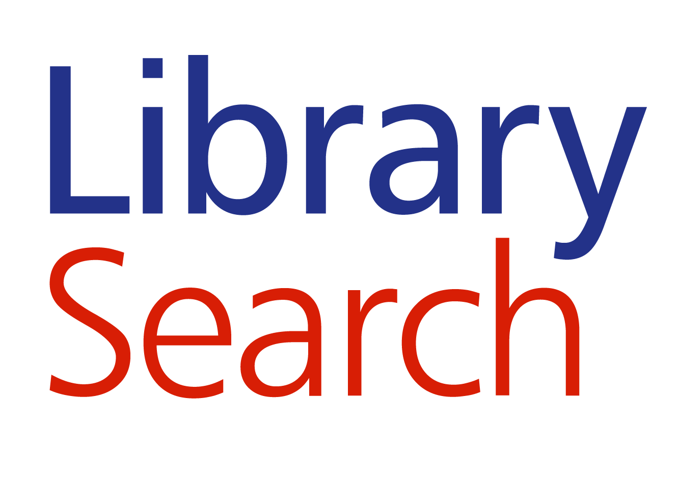 LibrarySearch logo