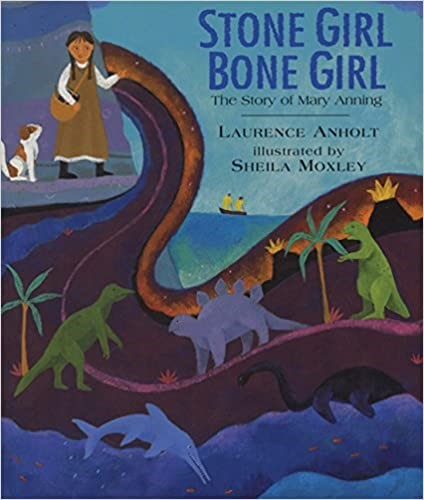 Stone Girl Bone Girl front cover