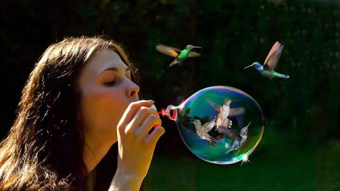 Stressless – Let your inner child fly free