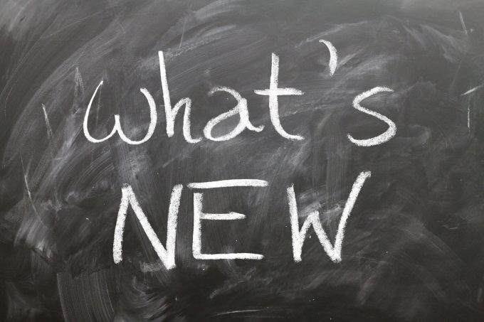 What is new in Augustine House and Salomons Institute Library?