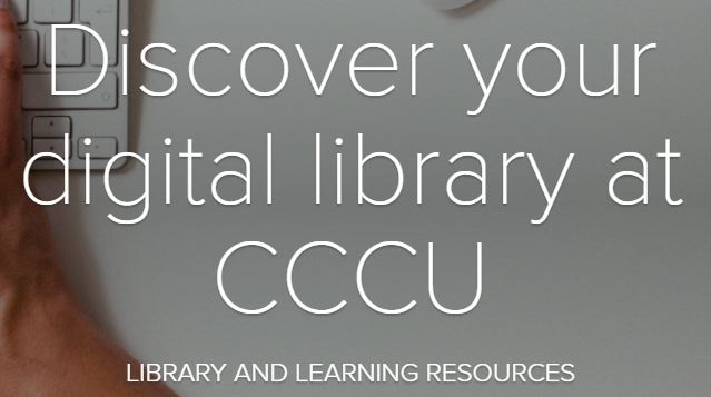 Screenshot of the Discover Your Digital Library activity