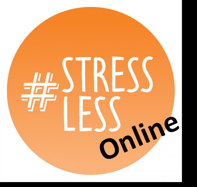 #stressless online logo