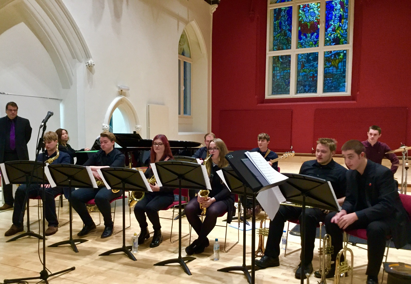 Lunch Time Concert Series – University Big Band | School of Music