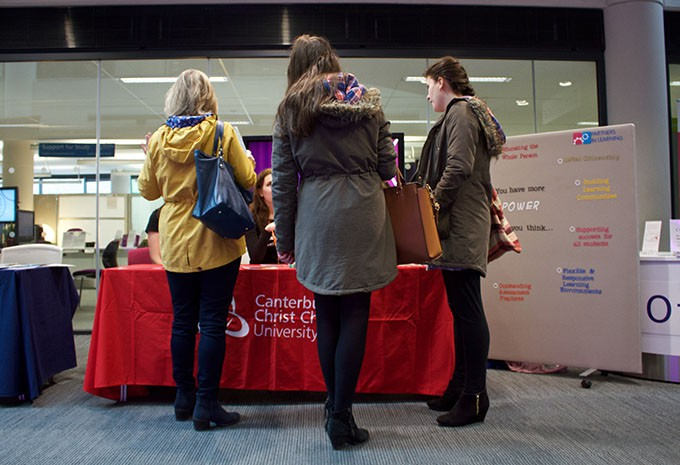 Your Guide, Your Experience: Learning and Teaching at CCCU