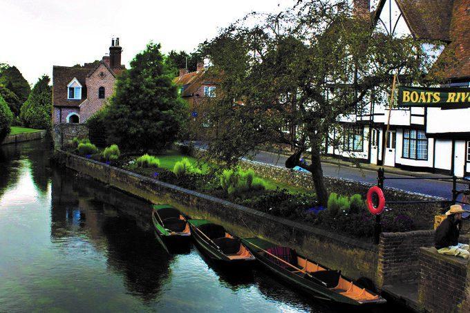 Juliette Coutand: One year of Erasmus adventure in Canterbury