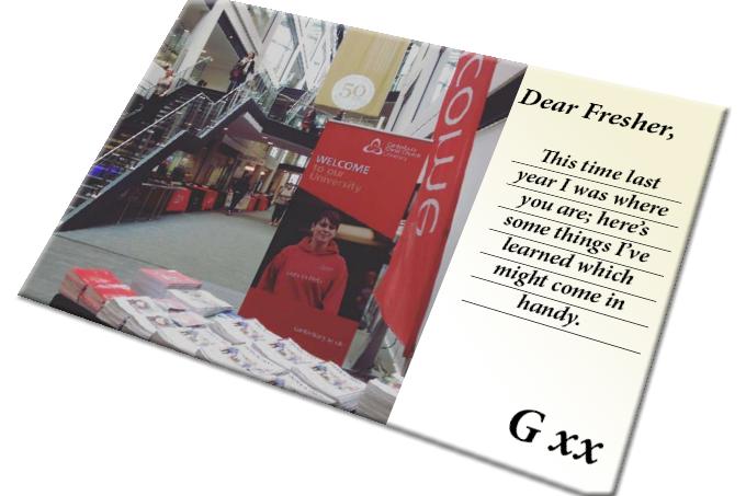 Dear Fresher