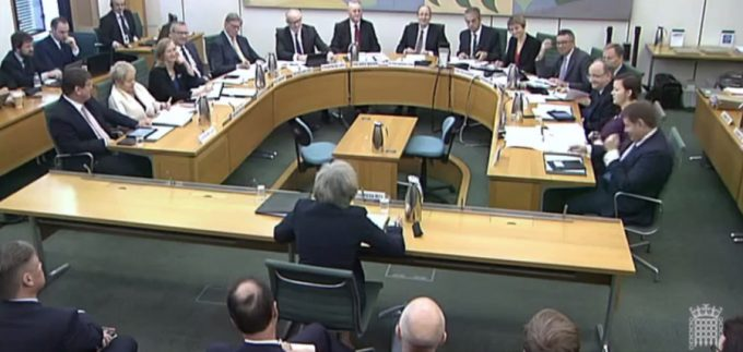 Questions to the Prime Minister at Liaison Committee: Alternative Prime Ministerial Scrutiny