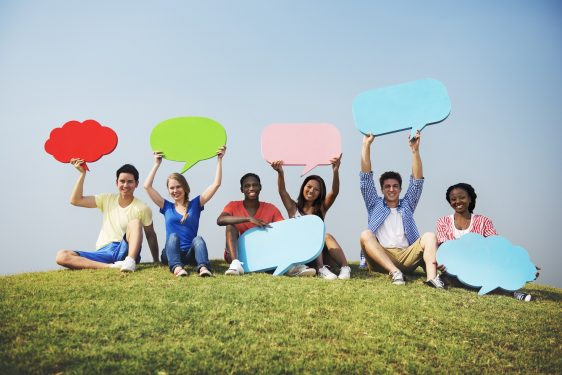 The Student Voice: facilitating, listening, acting