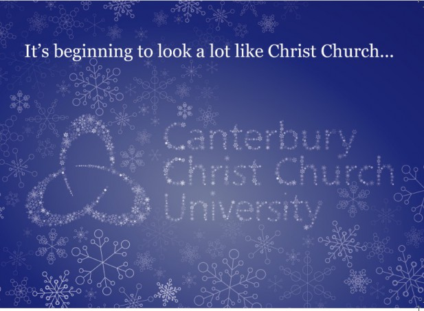 Graduations and Live streaming at Canterbury Christ Church ...