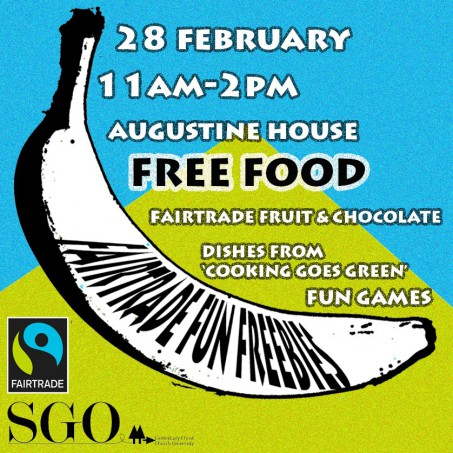 Fairtrade, Fun and Freebies