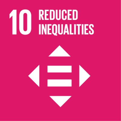 SDG Goal 10: Reduced Inequalities