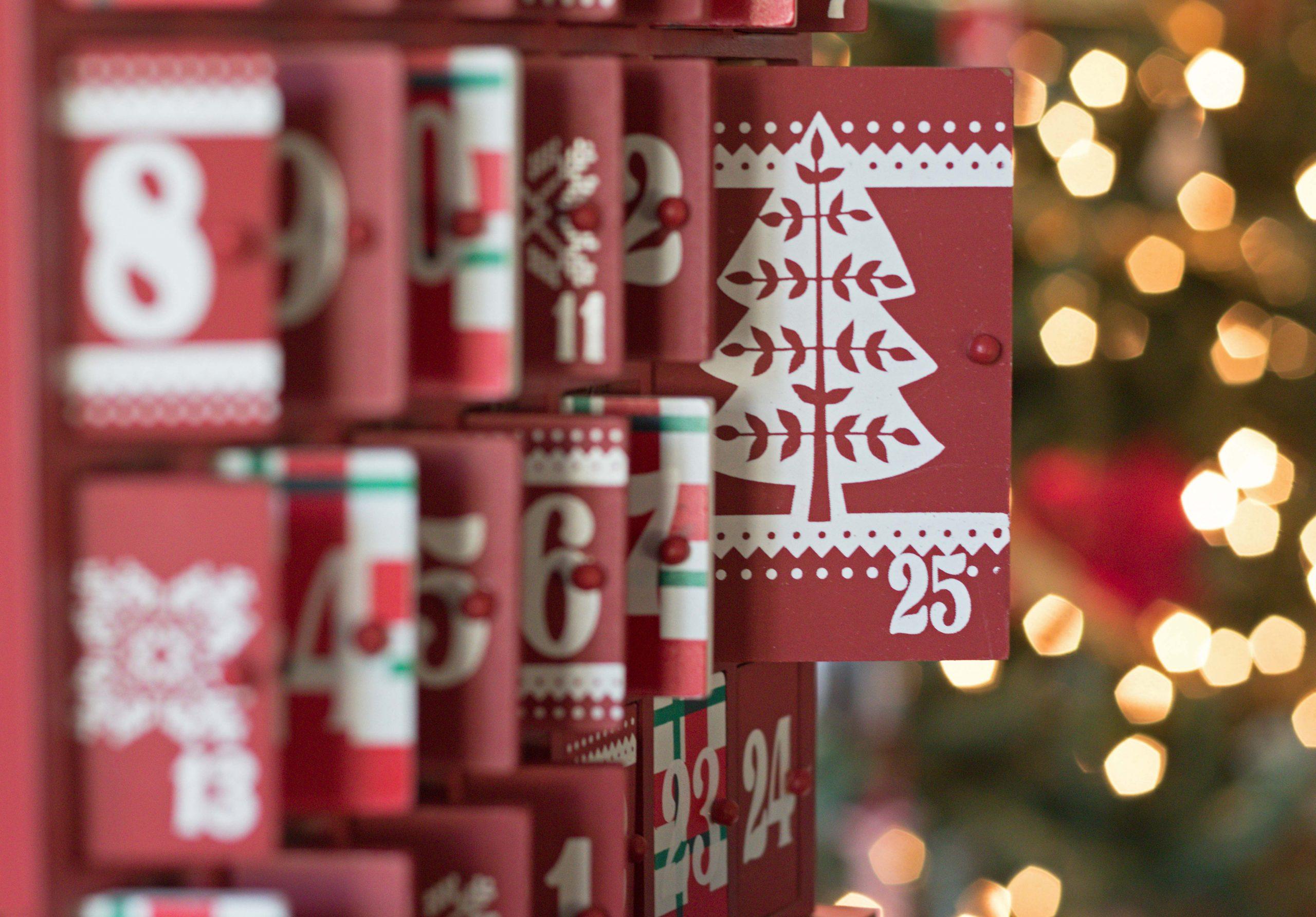 Canterbury Christ Church Creatives Advent Calendar