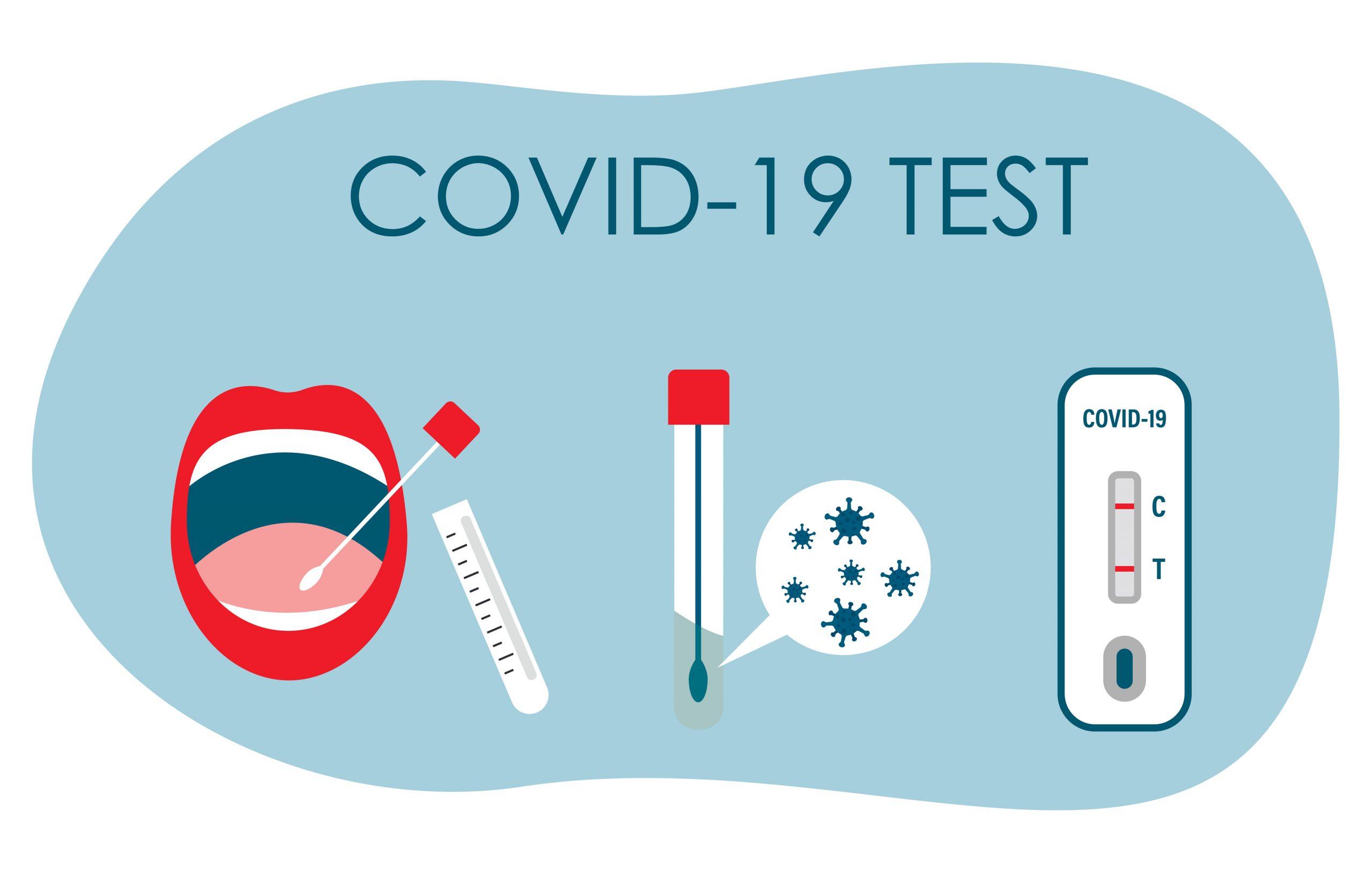 A new COVID-19 asymptomatic testing centre in Canterbury