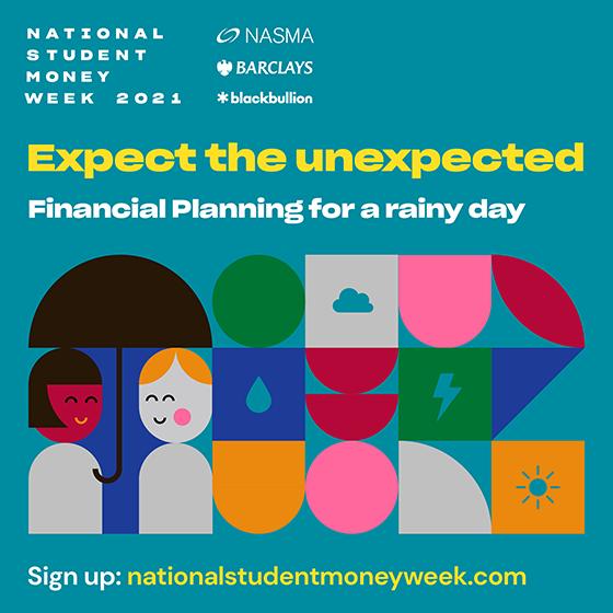 National Student Money Week information