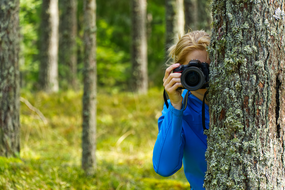 Join us on a #CCCU photo nature hunt for mental health